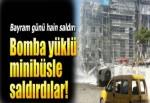 Van'da AK Parti binası ile valilik arasında patlama