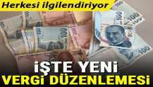 Vergi düzenlemesi kanunu Resmi Gazete'de yayımlandı
