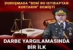 Yarbay Gurbet Keskin, 15 Temmuz Darbeye Teşebbüs davasından beraat etti
