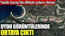 Yazlık Saray'da dikkat çeken detay. Uydu görüntülerinde ortaya çıktı