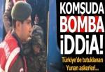 Yunan basınından bomba iddia! Edirne'de tutuklanan Yunan askerleri...