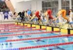 Yüzme Dünya Kupası yarışları Gebze'de yapıldı