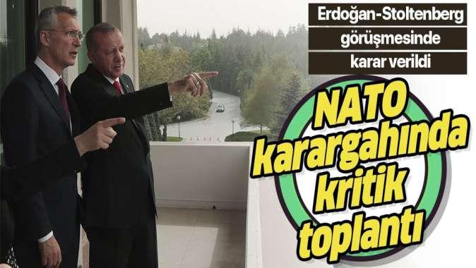 Türkiye-Yunanistan askeri heyetleri NATO Karargahında teknik toplantı yapacak