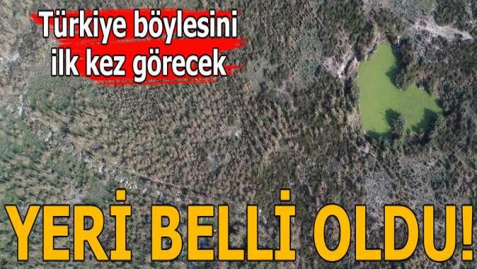 Türkiye'nin en büyüğü olacak!
