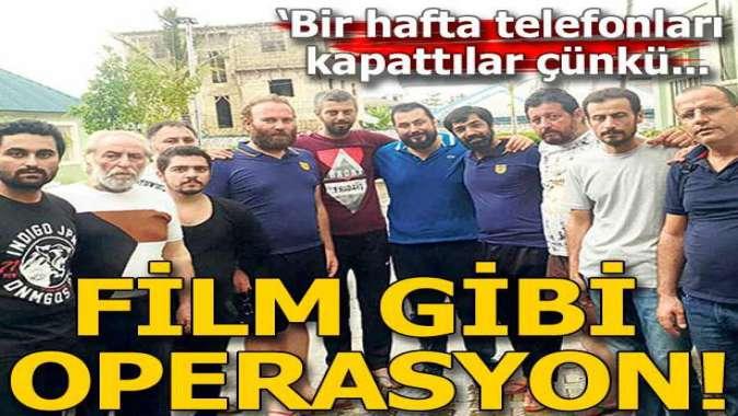 Türkiyeye geldiler... Nefes kesen pazarlık!
