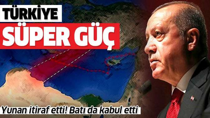 Yunan itiraf etti: Türkiye süper güç konumuna geldi.