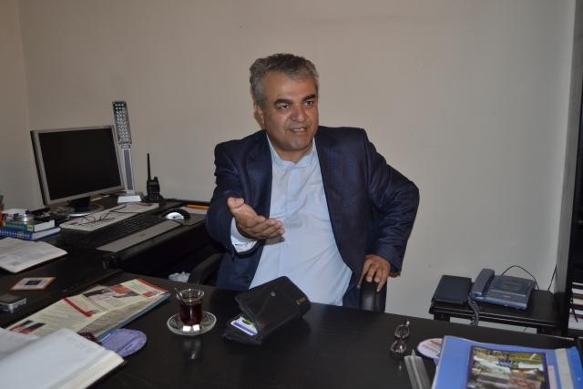 Prof. Dr. Ali Akdemir: Ben değil halk zengin olacak.